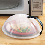 Bargain Bin - Vented Microwave Cover