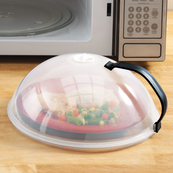 Vented Microwave Cover