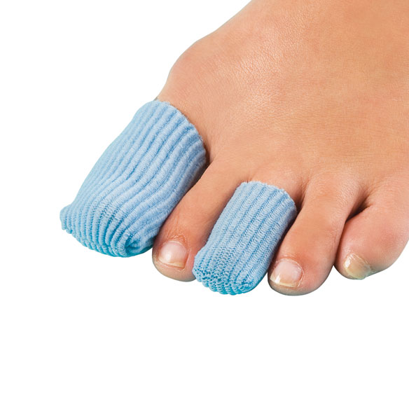 Antibacterial Digital Toe Caps Set of 4