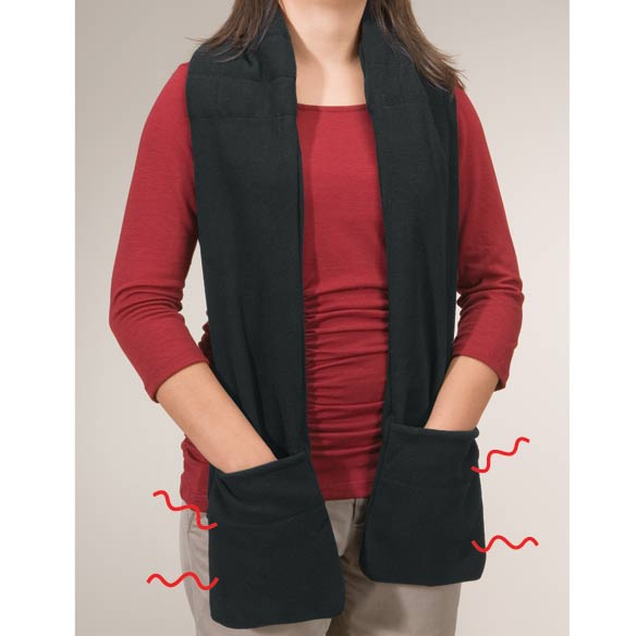 Fleece Warming Scarf