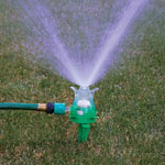 Lawn & Garden - Color Changing Sprinkler