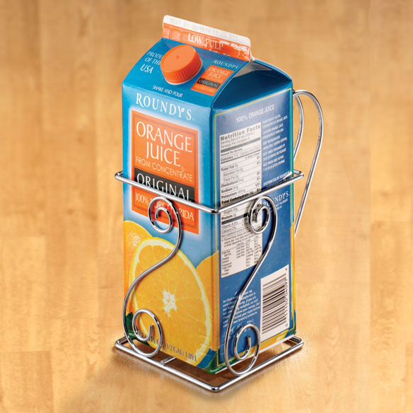 Metal Carton Holder