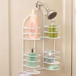 Bath Accessories - Hand-Held Shower Caddy