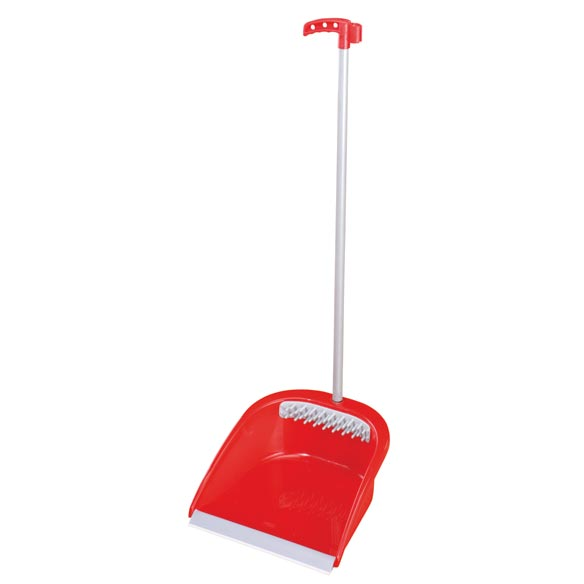 Long Handled Broom Cleaning Dust Pan