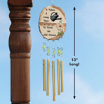 Friendship Garden Wind Chime