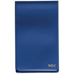 Royal Blue Personalized Jotter Pad