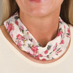 Magnetic Cowl Scarves