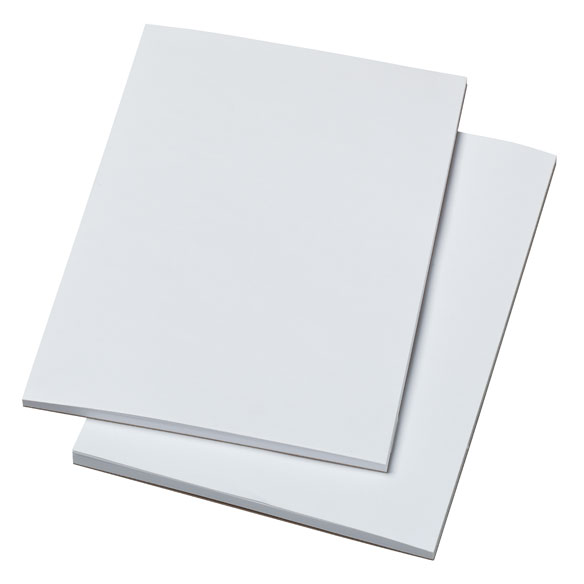 Jumbo Notepad Refills Set of 2