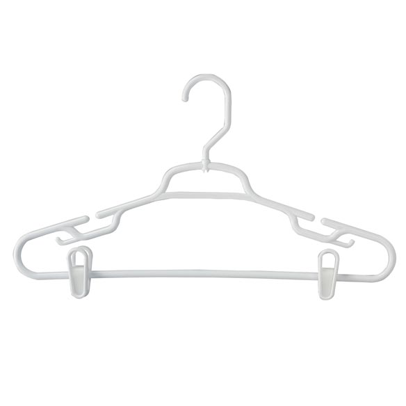 Swivel Hangers with Clips Set of 3