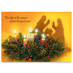 Christmas Cards - Reflections of Christmas Card Set of 20