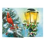 Secular - Cardinal Signpost Card Set of 20