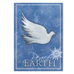 Christmas Cards - Peace on Earth Christmas Card, Set of 20