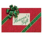 Religious - Heaven's Gift Christmas Card Set of 20