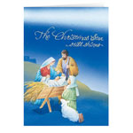 Christmas Cards - Holy Night Christmas Card - Set Of 20