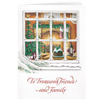 Christmas Cards - Treasured Friends Christmas Card Set of 20