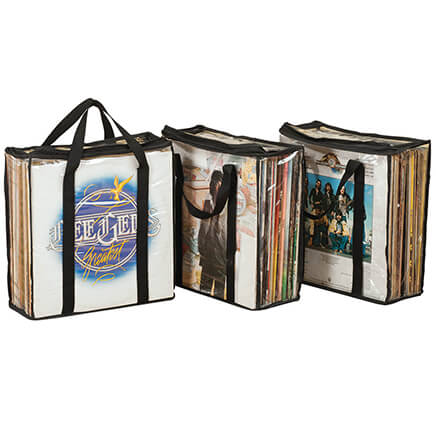 Vinyl Record Carrying Case 342792