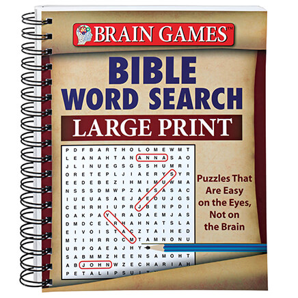 Large Print Word Search Book Word Search Large Print Walter Drake