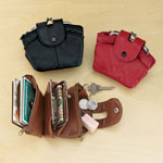 Items $9.99 and Under - Compartment Wallet