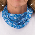 Gifts for All - Snowflake Neck Cowl