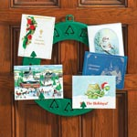 View All Clearance - Wreath Card Holder
