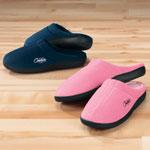 Footwear & Hosiery - Easy Comforts Style™ Memory Foam Slippers