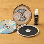 Home Entertainment - Disc Scratch Remover