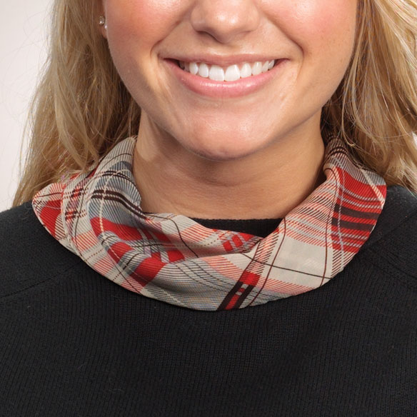 Holiday Magnetic Cowl Scarves