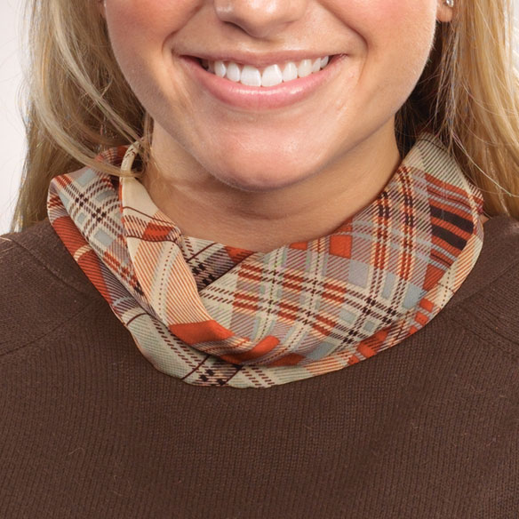 Fall Magnetic Cowl Scarves