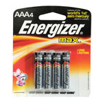 Gifts for All - Energizer AAA Battery 4pk