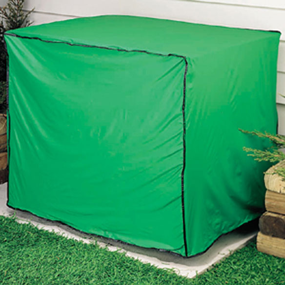 Condensing Unit Cover, Green