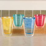 Table Top & Entertaining - Insulated Tumblers Set of 4