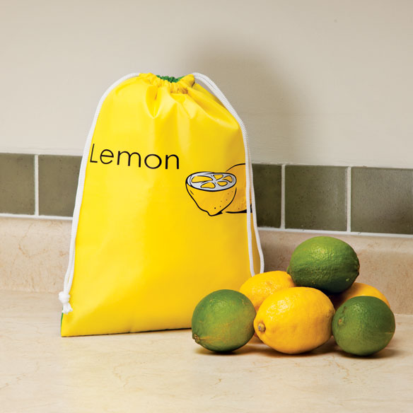 Lemon/Lime Storage Bag