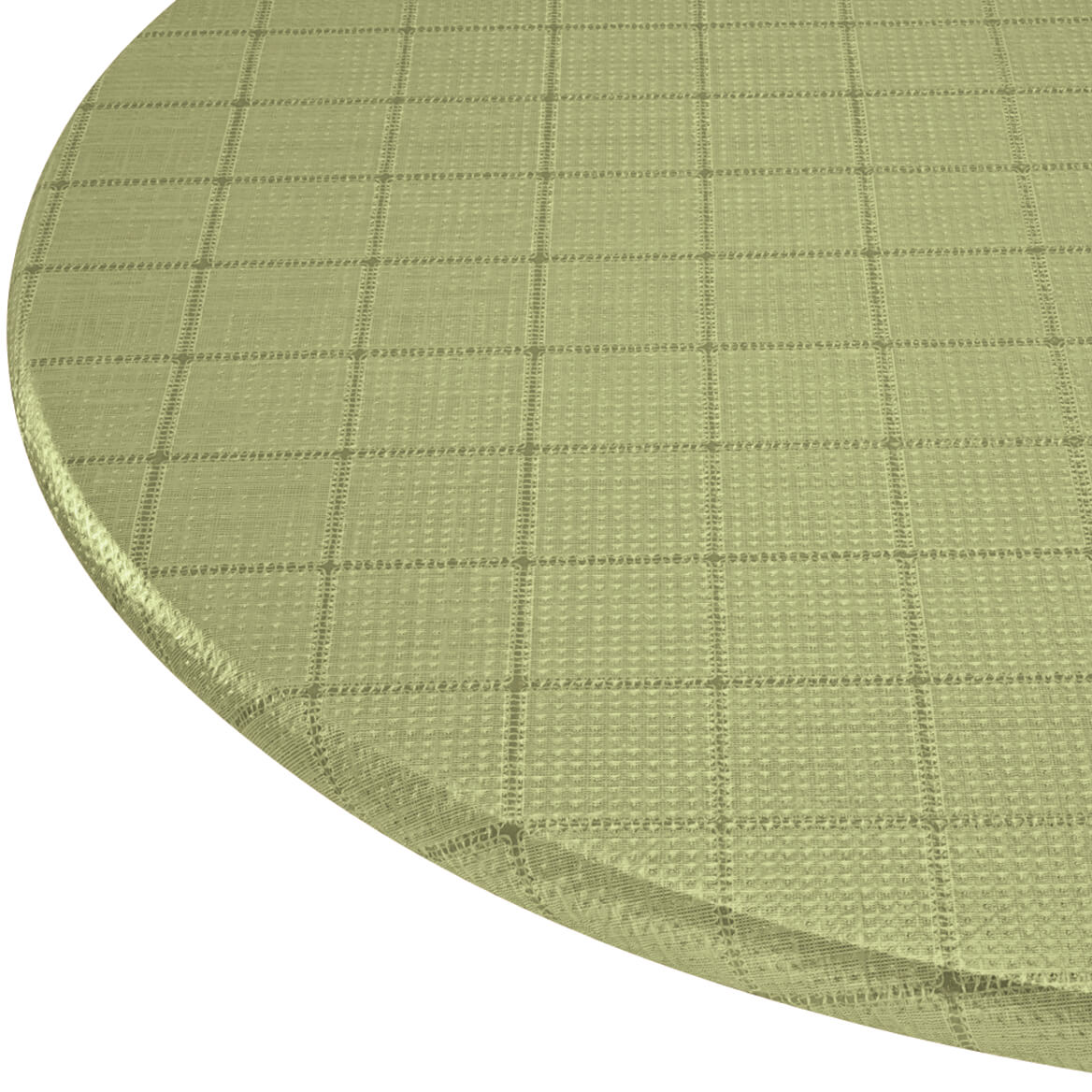 Woven Lattice Elasticized Tablecover-344556