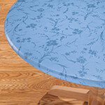 Table Covers - Floral Swirl Elasticized Table Cover