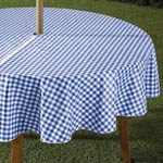 Outdoor Entertaining - Zippered Table Cloth