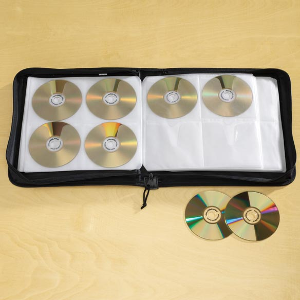 CD and DVD Holder 208 Discs
