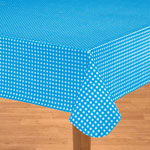 Table Covers - Gingham Oilcloth