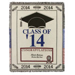 Gifts for All - 2014 Graduation Afghan Pers