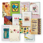 Mother's/Father's Day Cards Value Pack of 12