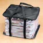 Newspaper Storage Case