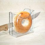 Gadgets & Utensils - Acrylic Bagel Slicer