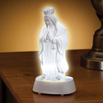 Portable Virgin Mary LED Nightlight