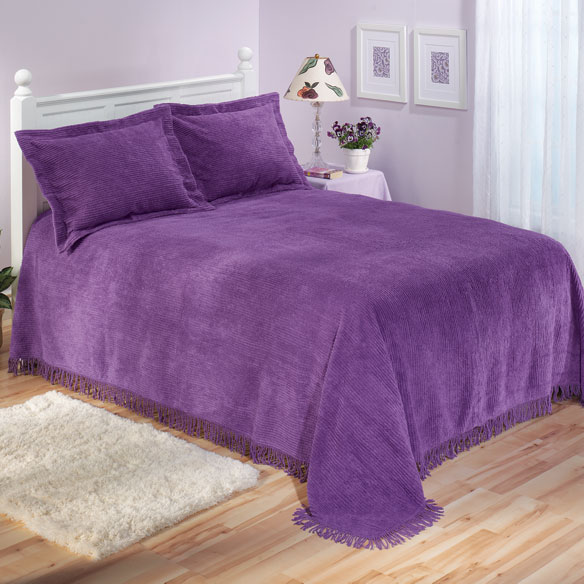 The Jane Chenille Bedding
