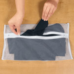 Health, Beauty & Apparel - Mesh Laundry Bag