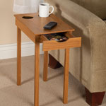 Accent Furniture - Home Theater End Table