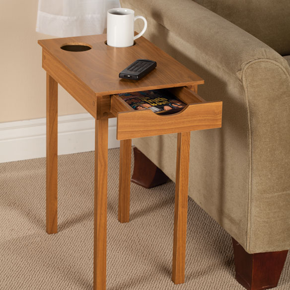 Home Theater End Table