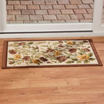 Decorations & Accents - Floral Tapestry Rug