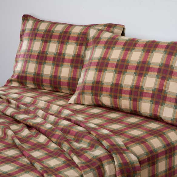 Flannel Sheet Sets - View 1