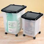 Storage & Organizers - Rolling Storage Bins