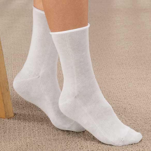 Mens Seamfree Diabetic Socks
